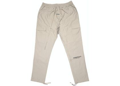 ESSENTIALS Nylon Cargo Pants Tanの写真