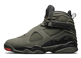 "Jordan 8 Retro Take Flight ""Undefeated""の写真"