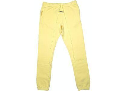 ESSENTIALS Lemonade Sweatpants Yellowの写真