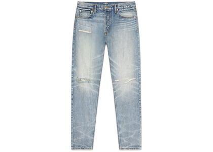ESSENTIALS Denim Jeans Light Indigoの写真