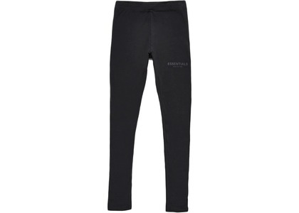 ESSENTIALS Compression Pants Black/Blackの写真