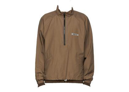 ESSENTIALS x SSENSE Half Zip Track Jacket Rain Drumの写真