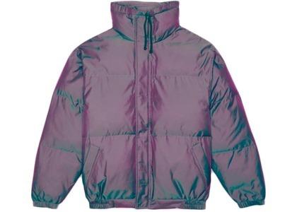 ESSENTIALS Puffer Jacket Iridescentの写真