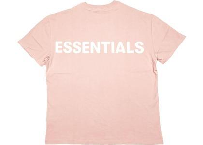 ESSENTIALS Pink 3M Logo Boxy T-Shirt Blushの写真