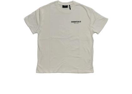 ESSENTIALS Photo T-shirt Whiteの写真