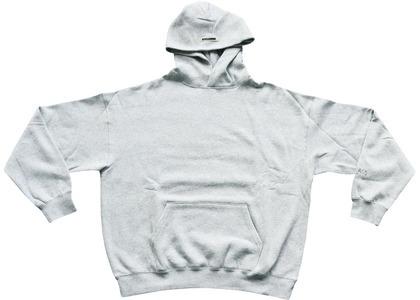 ESSENTIALS Los Angeles 3M Pullover Hoodie Greyの写真