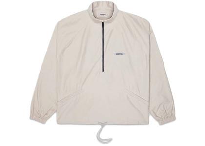 ESSENTIALS Half Zip Track Jacket Mossの写真