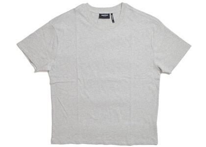 ESSENTIALS Boxy T-shirt Light Heather Greyの写真