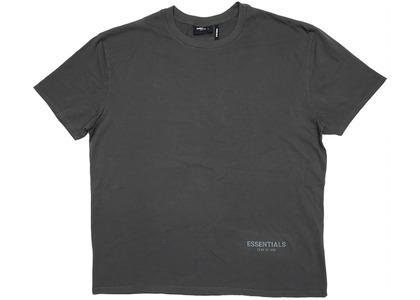 ESSENTIALS Boxy T-Shirt Black Inkの写真