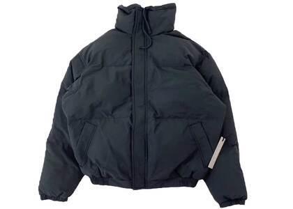 ESSENTIALS 3M Puffer Jacket Black Reflectiveの写真
