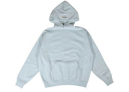 ESSENTIALS 3M Logo Pullover Hoodie Blueの写真