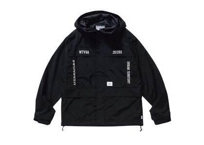 Wtaps Sherpa Jacket  Nylon. Taffeta Blackの写真