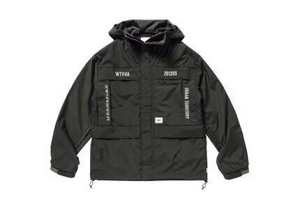 Wtaps Sherpa Jacket Nylon Taffeta Oliveの写真