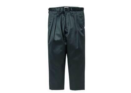 Wtaps Tuck 02 Trousers Cotton Twill Greenの写真