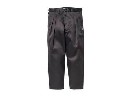 Wtaps Tuck 02 Trousers Cotton Twill Grayの写真