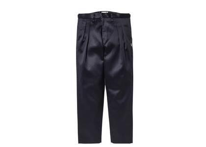 Wtaps Tuck 02 Trousers Cotton Twill Navyの写真