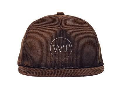 Wtaps Militia 02 Cap Cotton Corduroy Brownの写真