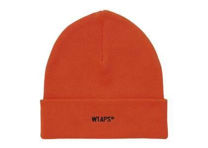 Wtaps Beanie 03 Beanie Copo Coolmax Orangeの写真