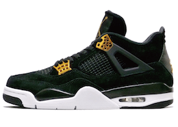 Jordan 4 Retro Royaltyの写真