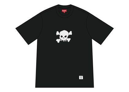 Supreme Skull S/S Top Blackの写真