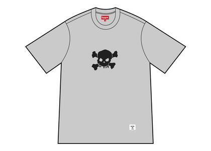 Supreme Skull S/S Top Greyの写真