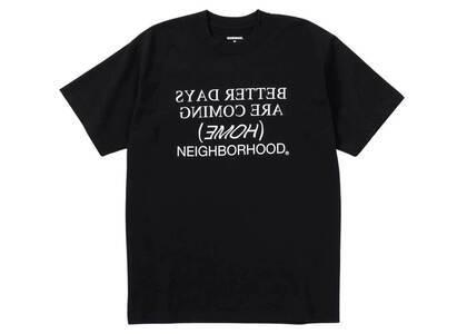 Neighborhood Home C-Tee SS Blackの写真