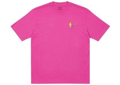 Palace Handbag T-Shirt Pink (SS21)の写真