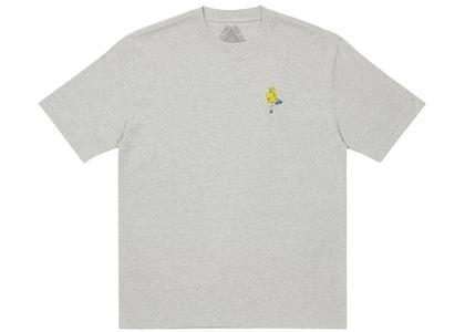 Palace Handbag T-Shirt Grey Marl (SS21)の写真