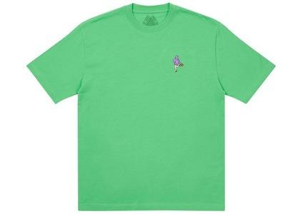 Palace Handbag T-Shirt Green (SS21)の写真