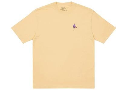 Palace Handbag T-Shirt Yellow (SS21)の写真
