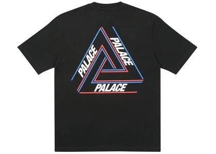 Palace Basically A Tri-Ferg T-Shirt Black (SS21)の写真