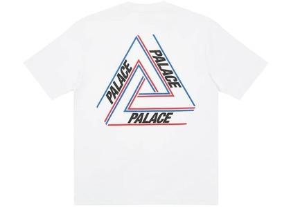 Palace Basically A Tri-Ferg T-Shirt White (SS21)の写真