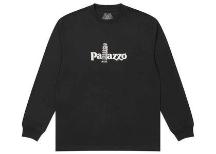Palace Palazzo Longsleeve Black (SS21)の写真