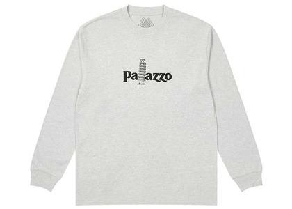 Palace Palazzo Longsleeve Grey Marl (SS21)の写真