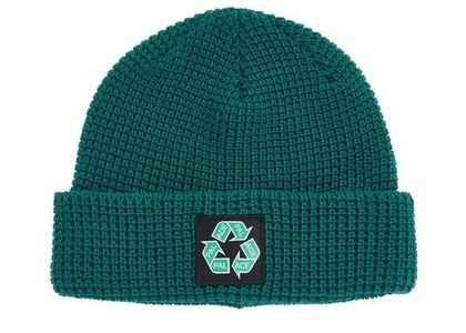 Palace P-Cycle Beanie Green (SS21)の写真