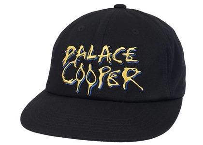 Palace Alice Cooper Pal Hat Black (SS21)の写真