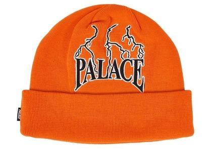 Palace Lightning Speed Beanie Orange (SS21)の写真
