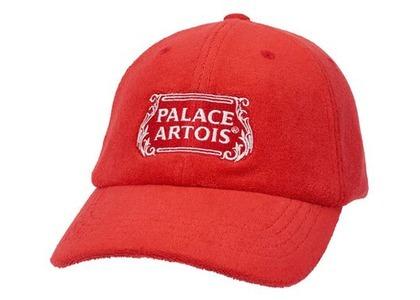 Palace Stella Artois 6-Panel Red/White Towel (SS21)の写真