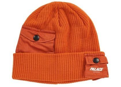 Palace C-Pocket Beanie Orange (SS21)の写真