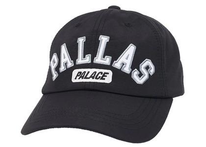 Palace Pallas Shell 6-Panel Black (SS21)の写真