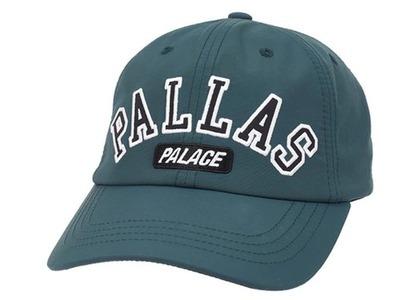 Palace Pallas Shell 6-Panel Green (SS21)の写真