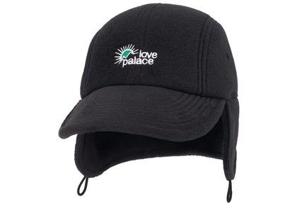 Palace Polartec Ear Flap Cap Black (SS21)の写真