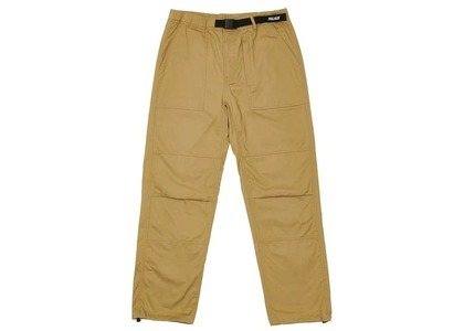 Palace Belter Trousers Tan (SS21)の写真