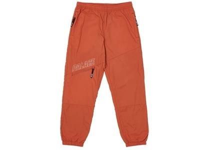 Palace Slant Zip Shell Pant Orange (SS21)の写真