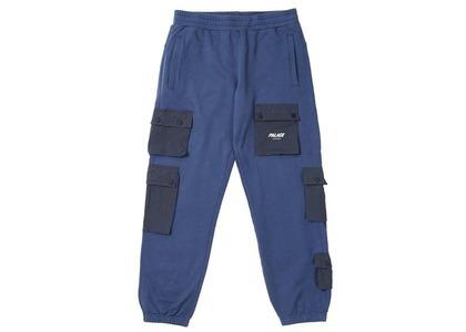 Palace C-Pocket Joggers Blue (SS21)の写真