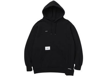 Wtaps × Neighborhood Ripper Hooded Sweatshirt Blackの写真