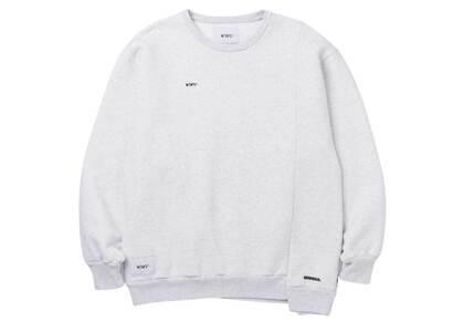 Wtaps × Neighborhood Ripper Crew Neck Sweatshirt Grayの写真