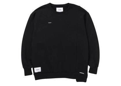 Wtaps × Neighborhood Ripper Crew Neck Sweatshirt Blackの写真