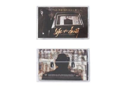 Kith for The Notorious B.I.G The Notorious Big Life After Death Double Cassetteの写真