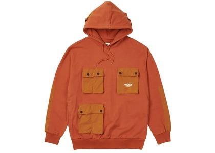 Palace CPocket Hood Orange  (SS21)の写真